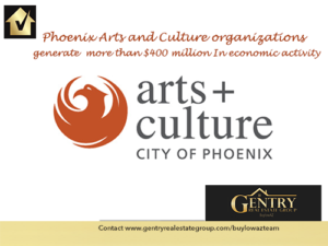 Phoenix Arts and Culture Boost Local Economy by More Than $400 million