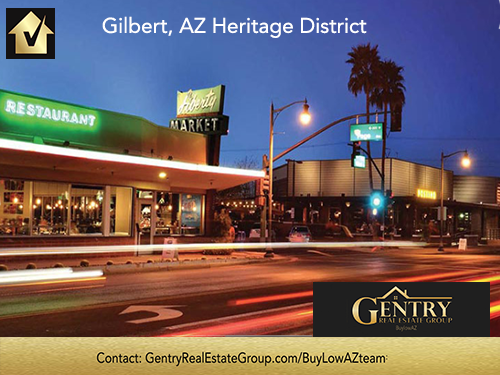 Gilbert, AZ One of the Hottest Hipster Real Estate Markets in the U.S.!